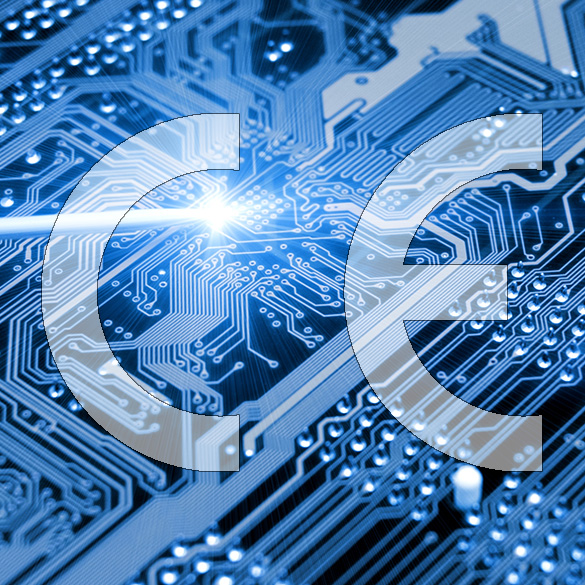 CE marking for electronic equipment